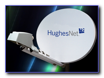 Hughesnet Highspeed internet everywhere