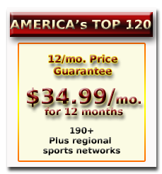 Dish America's Top 120 Package