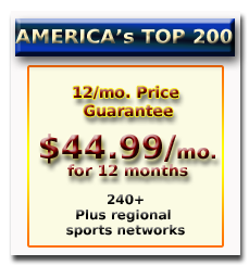 Dish America's Top 200 12mo deal