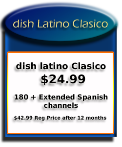 Dish Network Latino Clasico                                   Package