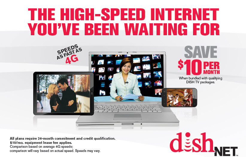 DishNET High Speed Internet